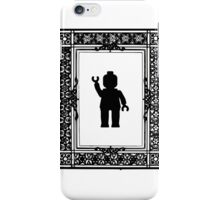PARISIAN WAVE, by Customize My Minifig iPhone Case/Skin