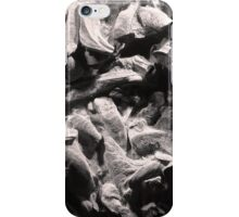 Fingers Of Time - Giant Oyster Shell Fossils iPhone Case/Skin