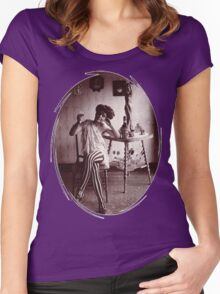 Order of the Garter Women's Fitted Scoop T-Shirt
