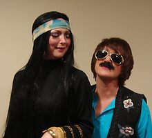 Sonny and Cher Caberet by Steve-Cross