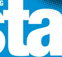Rising Star (Label) Sticker