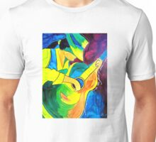 Colorful Player Unisex T-Shirt