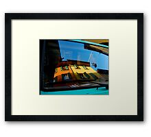 Bologna reflections Framed Print
