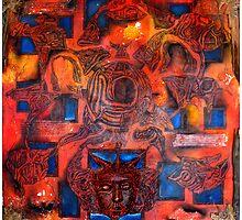 Of Machine And Man  by Daz Zammit