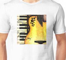 Natural Ovation & Keys Unisex T-Shirt