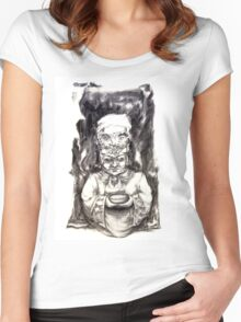 Tea Oracle Women's Fitted Scoop T-Shirt