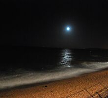 Sea and Moon by Claire Elford