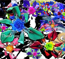 Thank You by michaelasamples