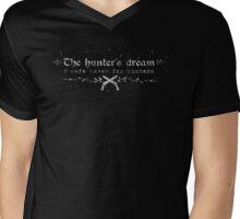 Bloodborne - The Hunter's Dream Mens V-Neck T-Shirt