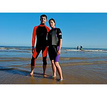 Wave runners Photographic Print
