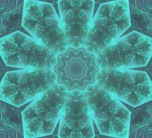 Into the isometric pyramid Sticker