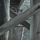 Railway bridge No2 by pennyswork