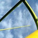 Goalpost by LaurenLeigh