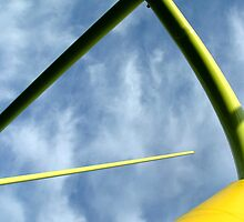 Goalpost by LaurenLeigh