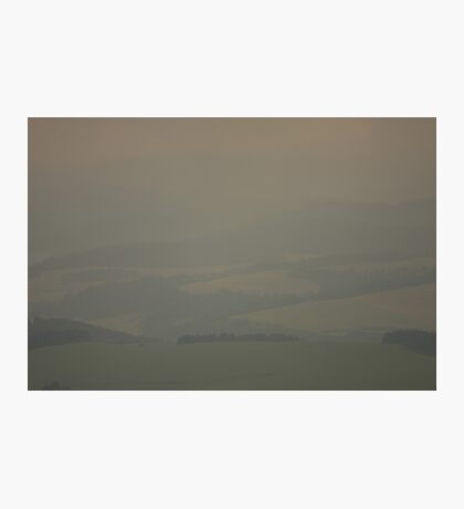 Fading Highlands Photographic Print