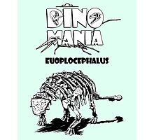 Dino Mania Euoplocephalus Photographic Print