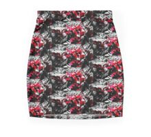 Floral designs 3 Mini Skirt