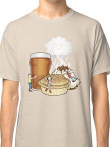 Happy Food Smells Classic T-Shirt