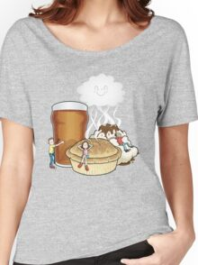 Happy Food Smells Women's Relaxed Fit T-Shirt