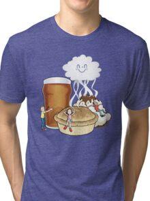Happy Food Smells Tri-blend T-Shirt