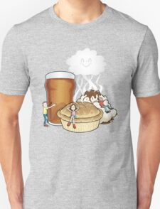 Happy Food Smells T-Shirt