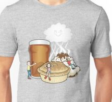 Happy Food Smells Unisex T-Shirt