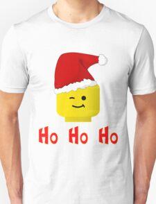 Santa Ho Ho Ho Minifig by Customize My Minifig Unisex T-Shirt