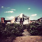 Abandoned Industrial Factory - Leicester by Olivia Parker-Scott