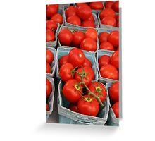 You Say Tomato Greeting Card