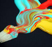 wet paint by jaki good