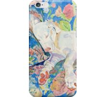 Zoe the Great Dane Pup #2 iPhone Case/Skin