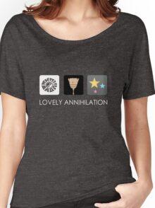 Lovely Annihilation [4] Women's Relaxed Fit T-Shirt