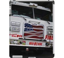 Rescue 91 iPad Case/Skin