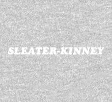 SLEATER-KINNEY One Piece - Long Sleeve