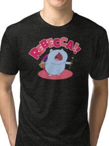 Rebecca! Tri-blend T-Shirt