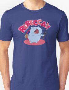Rebecca! Unisex T-Shirt