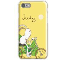 July. iPhone Case/Skin