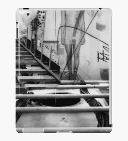 Your Body Is A Time Machine iPad Case/Skin