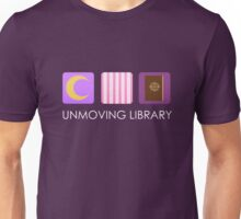 Unmoving Library Unisex T-Shirt