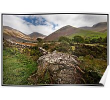 Wasdale views Poster