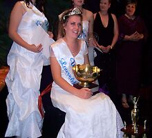 """Samantha's Big night for """"CAN/SA"""" by Magriet Meintjes"""