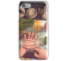 Be careful with knives... iPhone Case/Skin