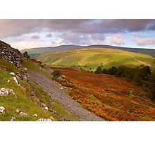 Autumn in Wharfedale Photographic Print