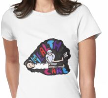 Health Care Womens Fitted T-Shirt