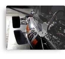 McLaren M19A Metal Print