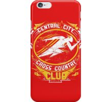 Cross Country Club iPhone Case/Skin