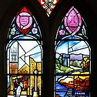 Peebles in Stained Glass by roll6pics
