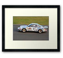1974 Porsche 911 RSR Framed Print
