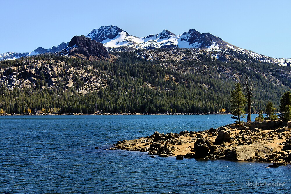 Caples Lake by doubleheader