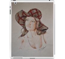 Lady in the Light  iPad Case/Skin